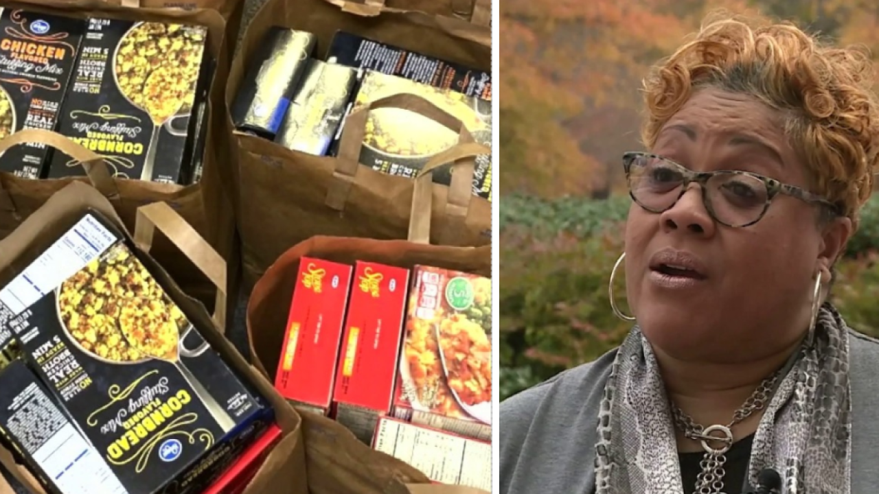 Churches, businesses prepare to feed 2,000 families in need this Thanksgiving