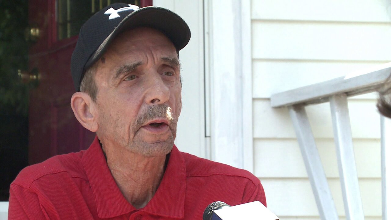 68-year-old man suffers gunshot wound in NewportNews