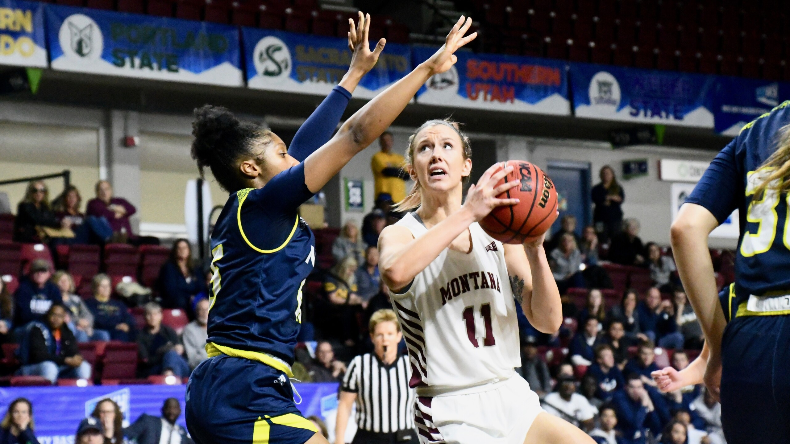 Montana vs. Northern Arizona - Big Sky Conference women's basketball quarterfinals