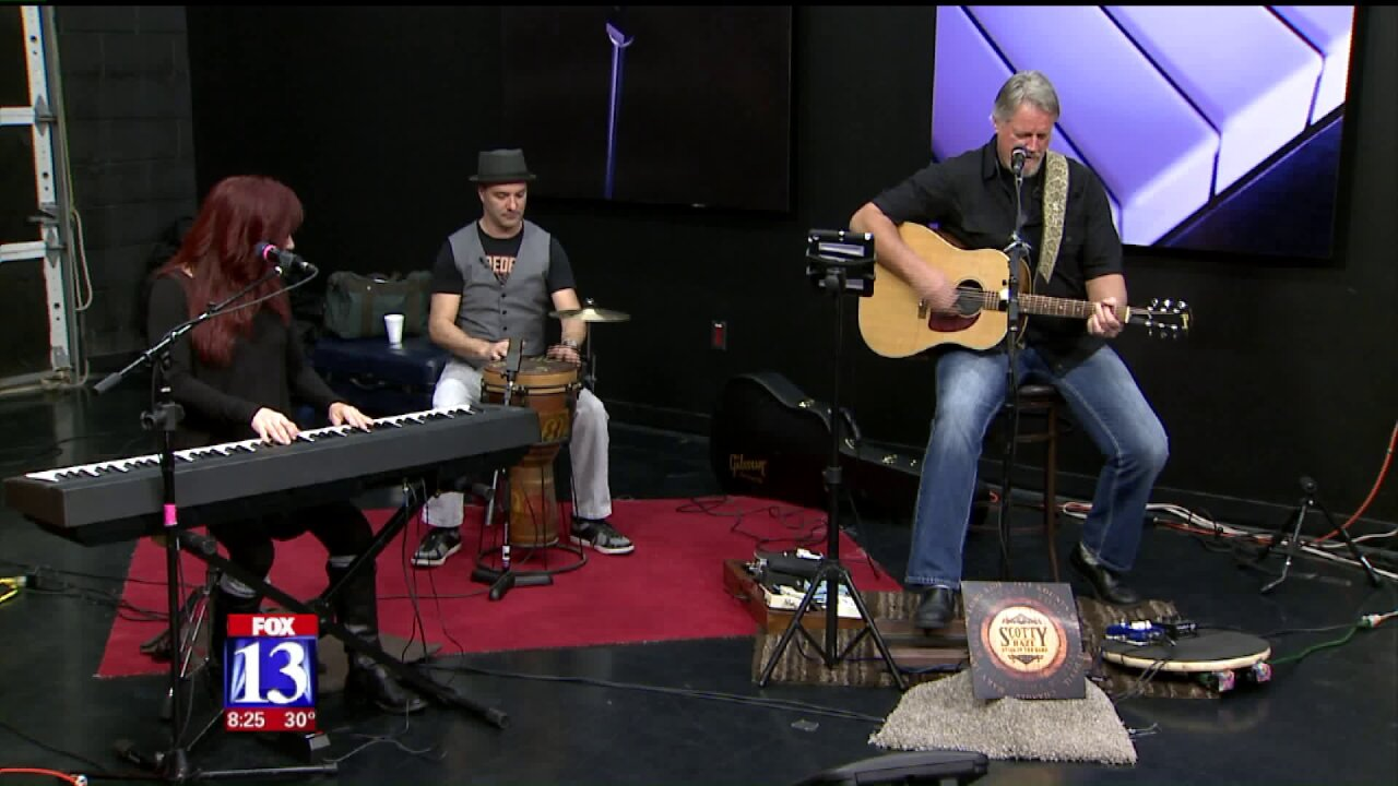 The Scotty Haze Band gets surprise on Good Day Utah