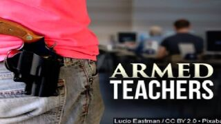 Florida panel recommends arming some teachers