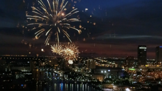 GALLERY | 4th of July fireworks from Channelside