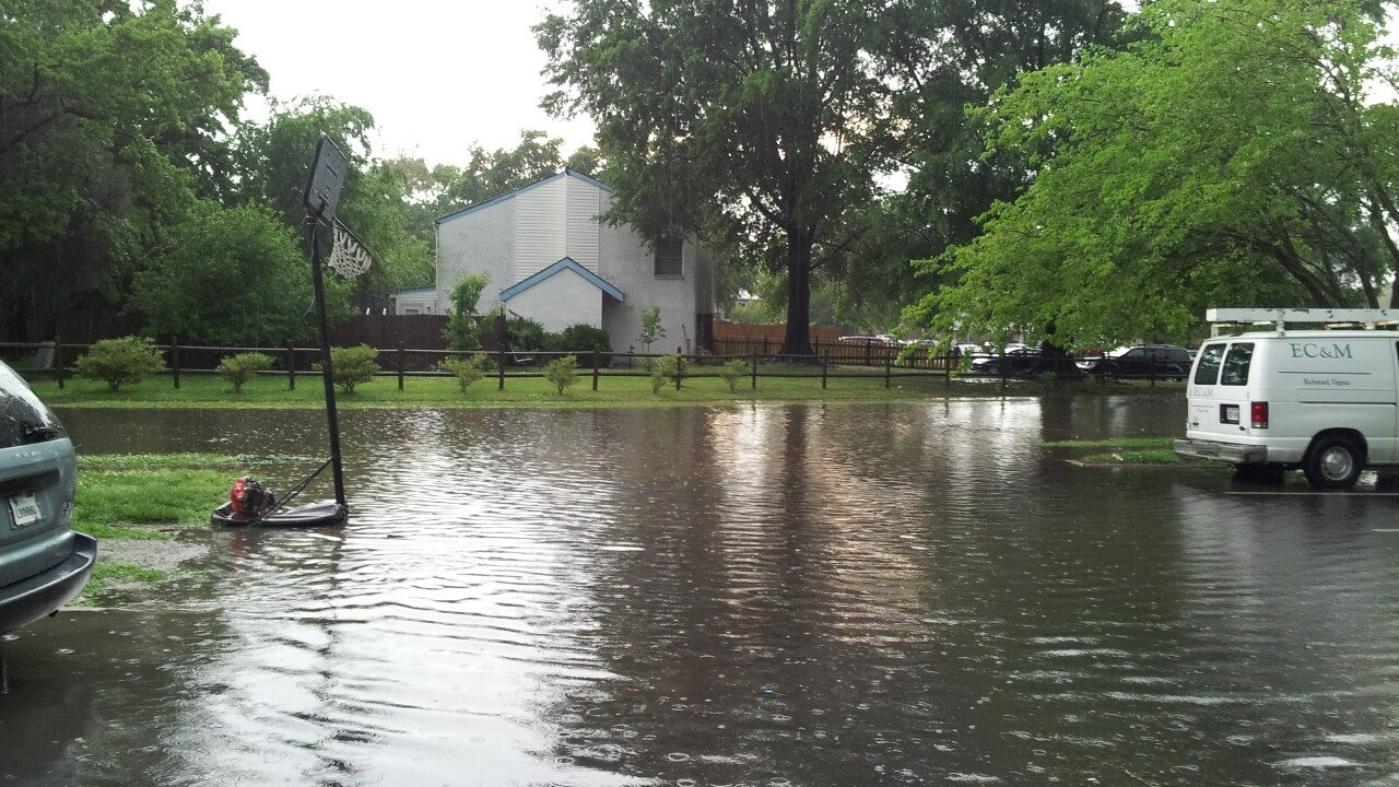 Virginia Beach informational meeting addresses flooding concerns in Princess AnneDistrict
