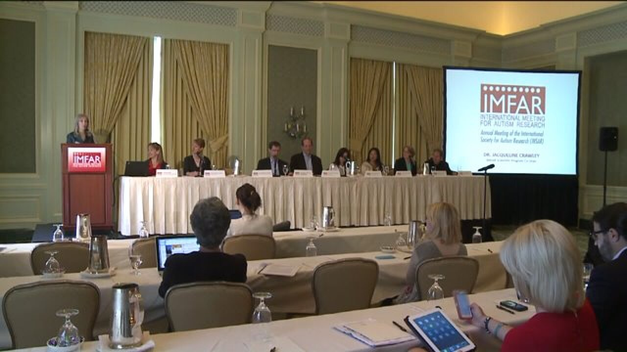 Autism researchers from around the world in Salt Lake City for annual meeting