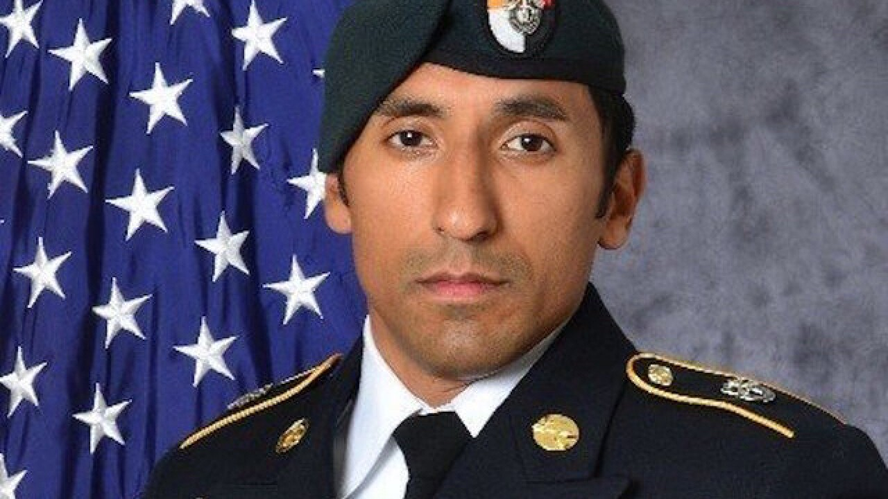 US Navy formally charges 2 Navy SEALs, 2 special-forces marines in death of Green Beret