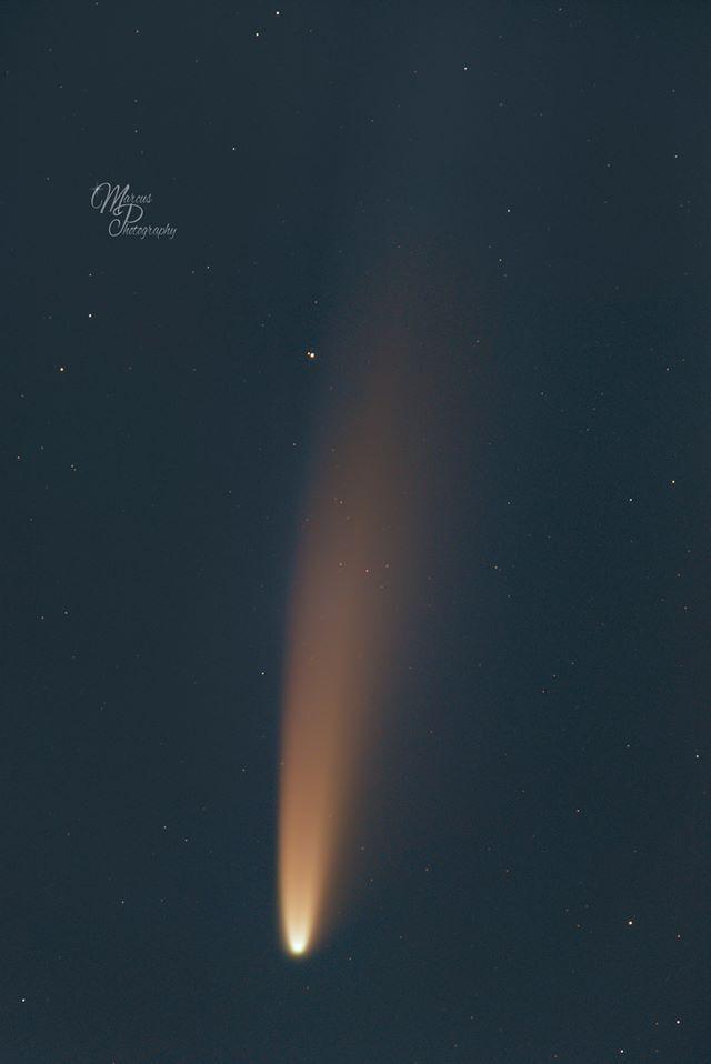 Kara Marcus photography - Neowise comet