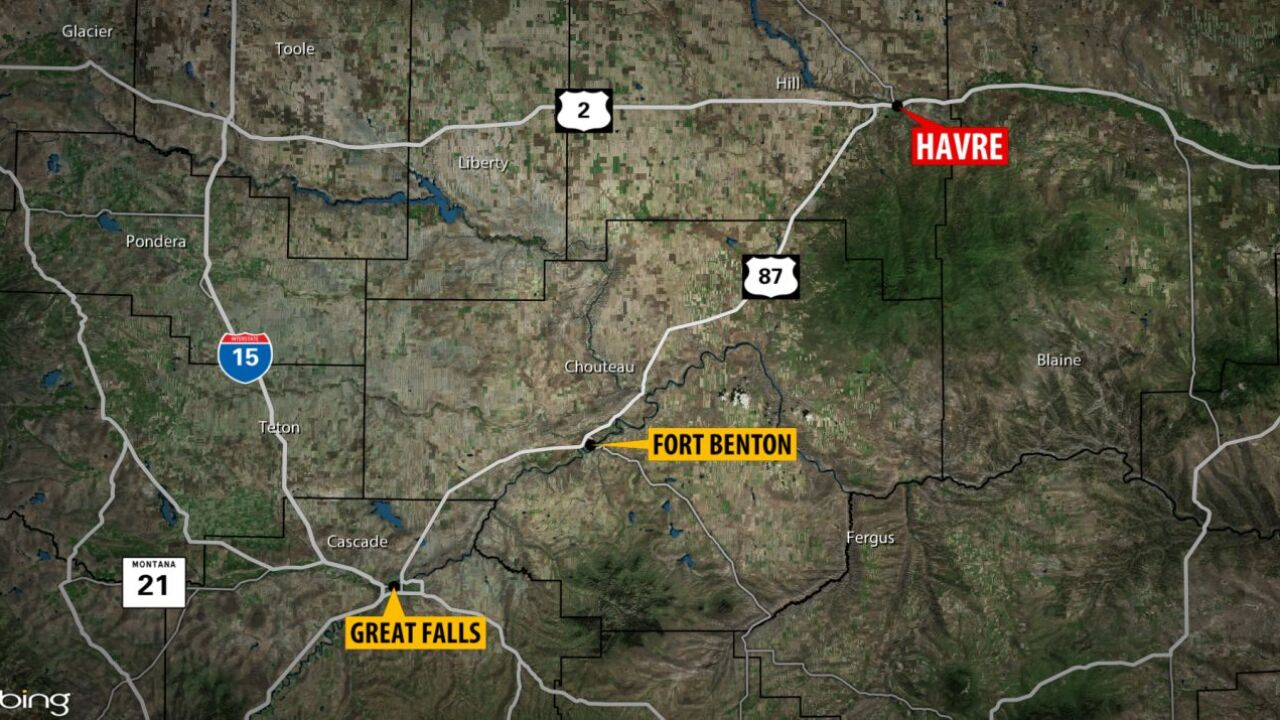 Tip leads to the arrest of 19 people by Havre Sector Border Patrol