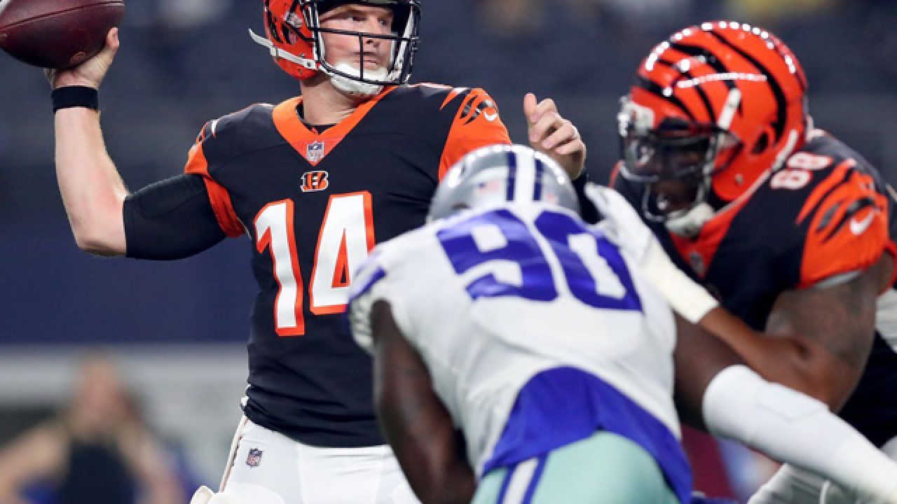 Bengals need Andy Dalton to have a big year