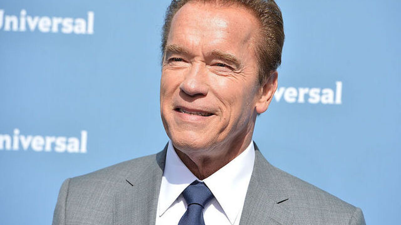 Trump trashes Arnold Schwarzenegger for 'Apprentice' ratings