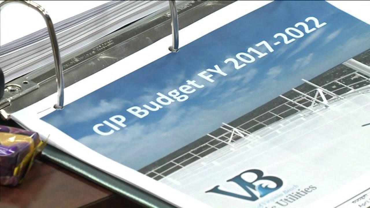 Virginia Beach City Manager presents $1.9 billionbudget