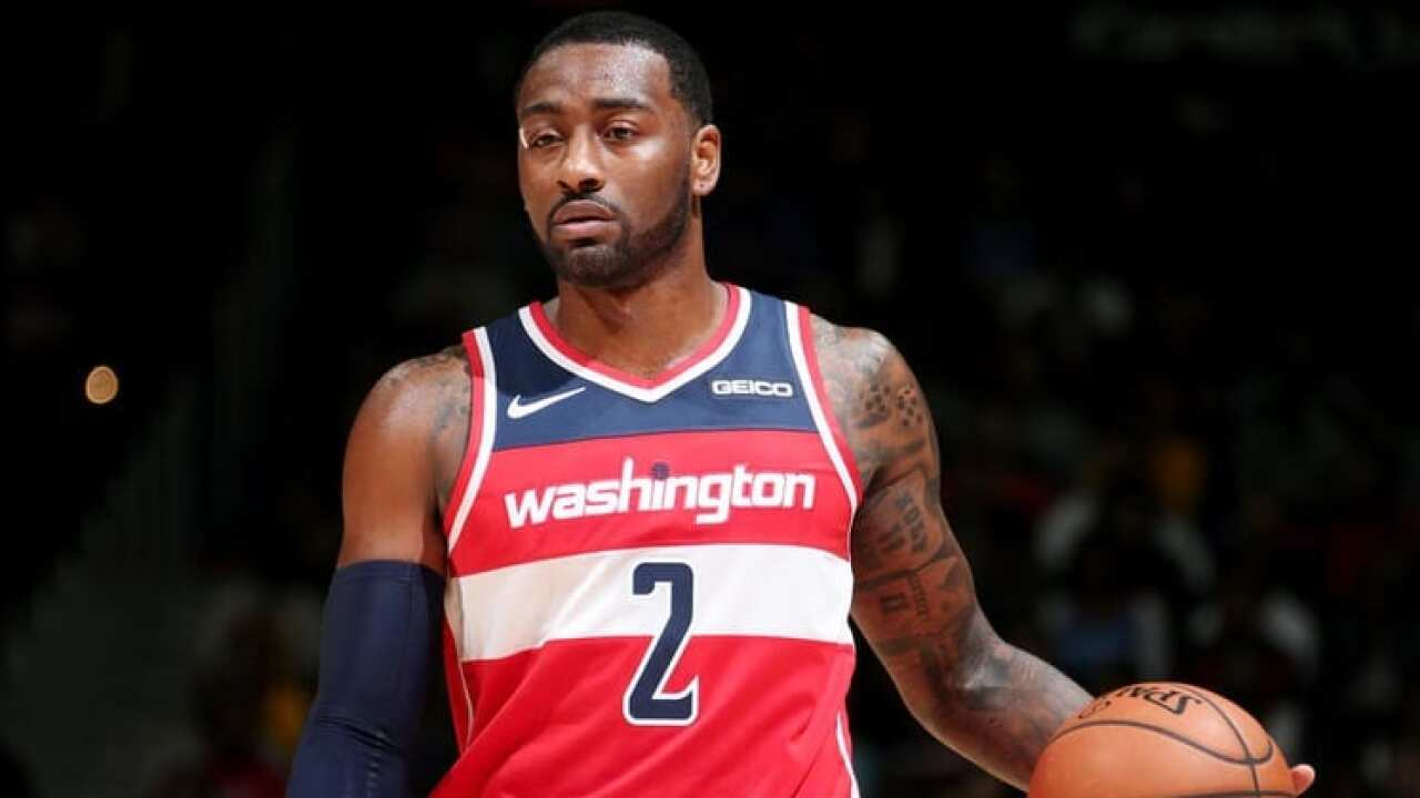 John Wall Out For Ruptured Achilles Tendon