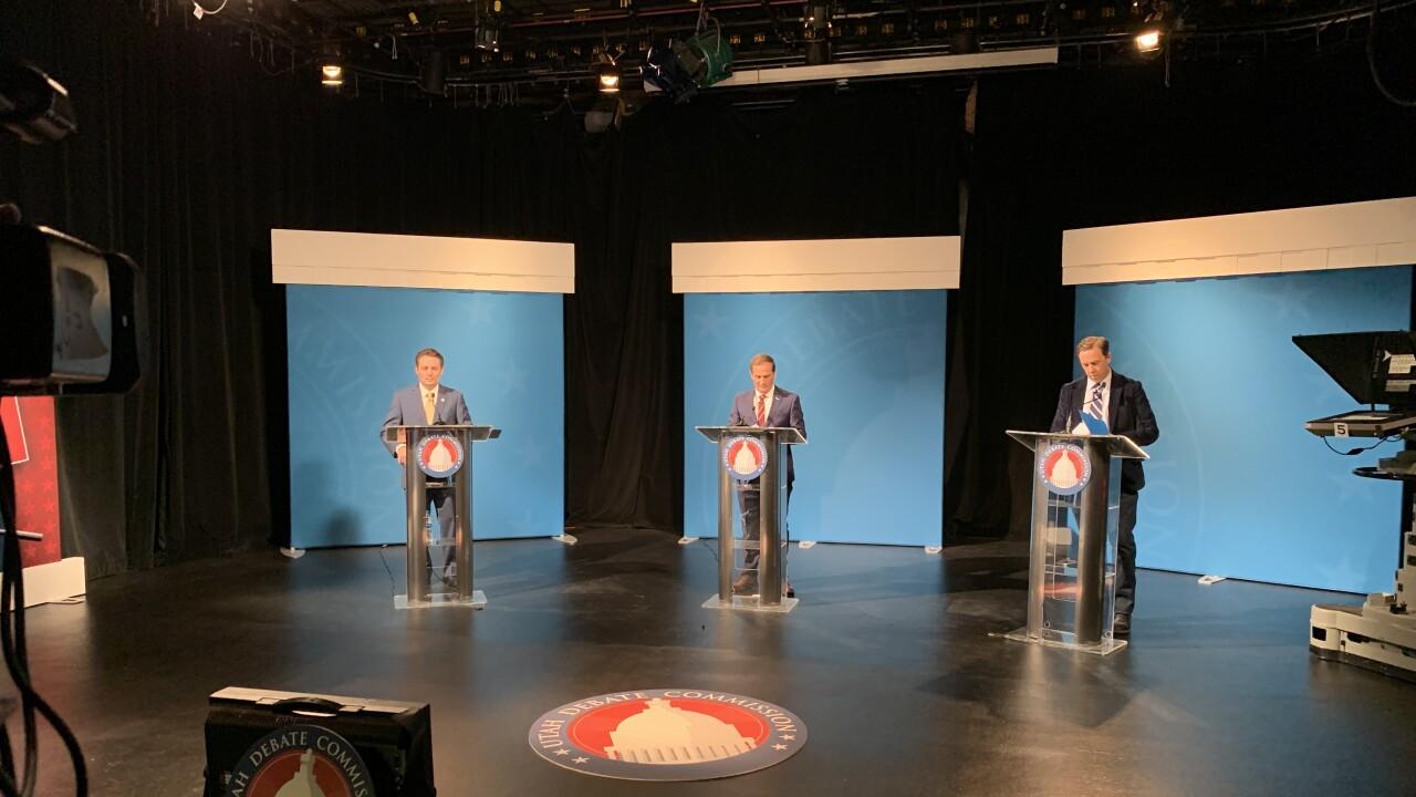 UT2 debate