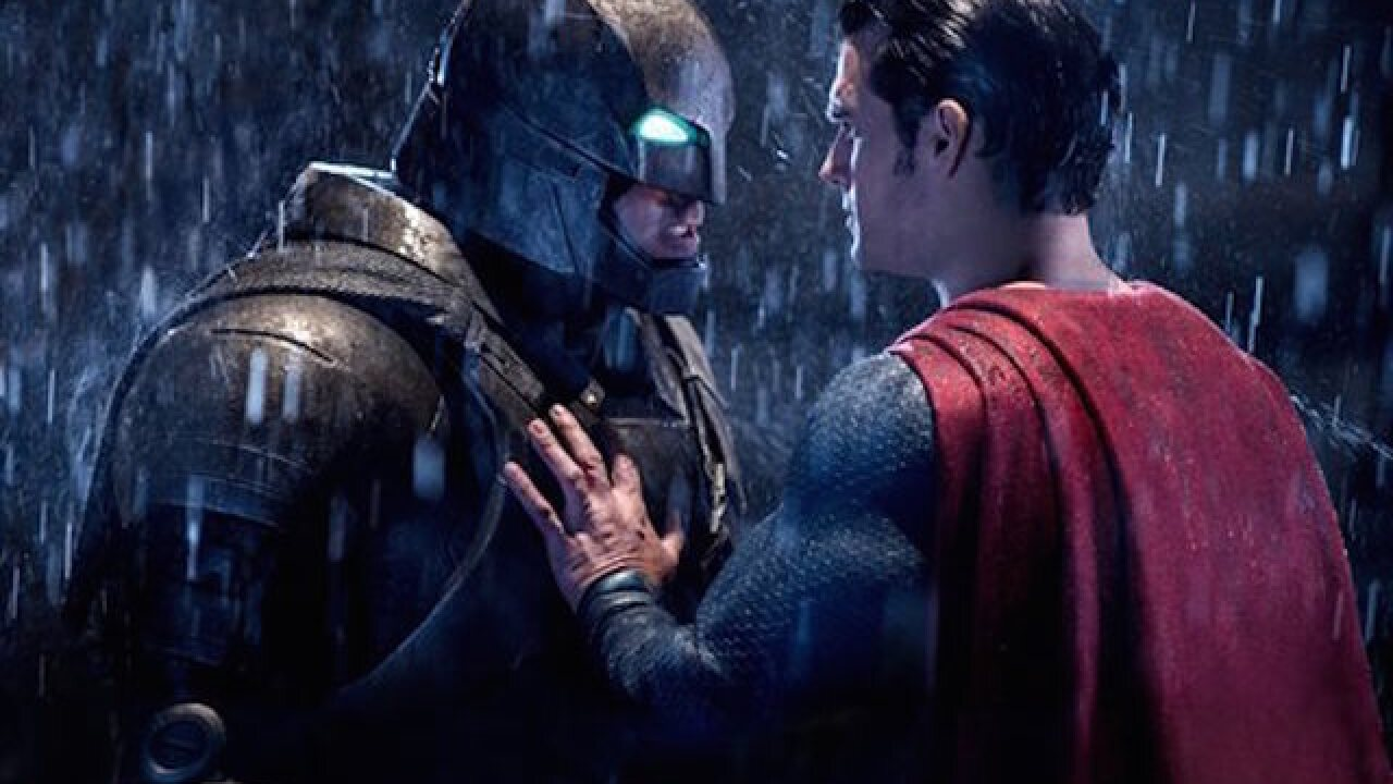 Batman v Superman sees decline at box office