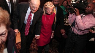 MI Rep. Debbie Dingell misses State of the Union; says John Dingell in 'new phase'