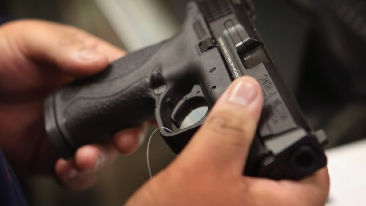 Open carry stunt at Michigan police department backfires