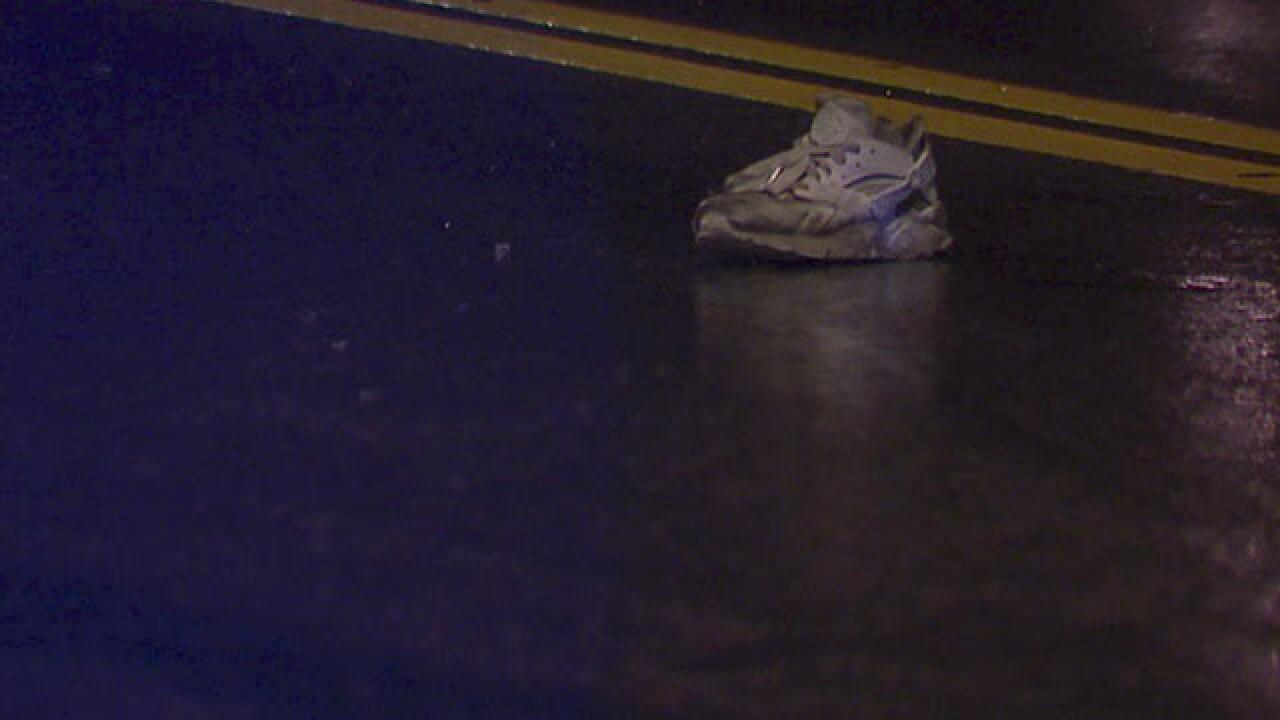 Pedestrian killed in hit-skip on east side