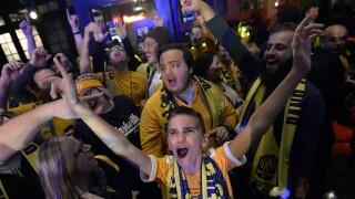 MLS Nashville Begins Soccer