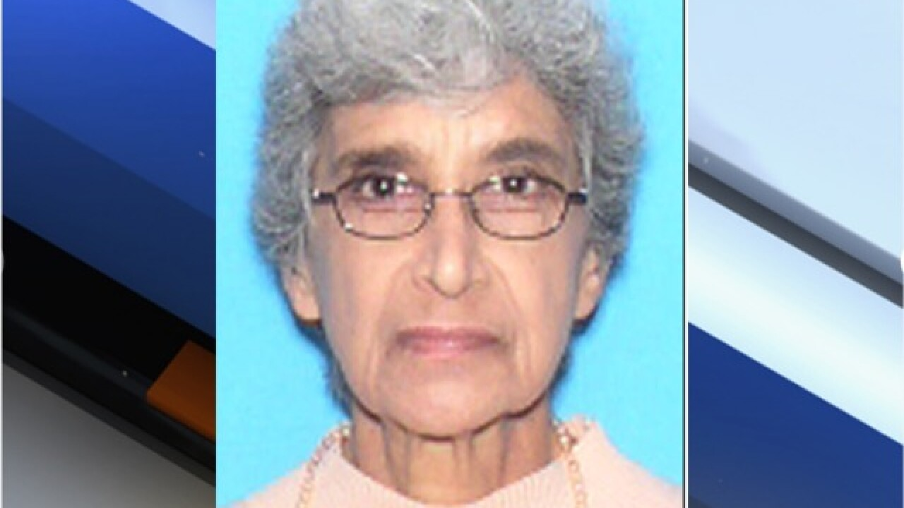 Missing 84-year-old Wellington woman located safely, officials say