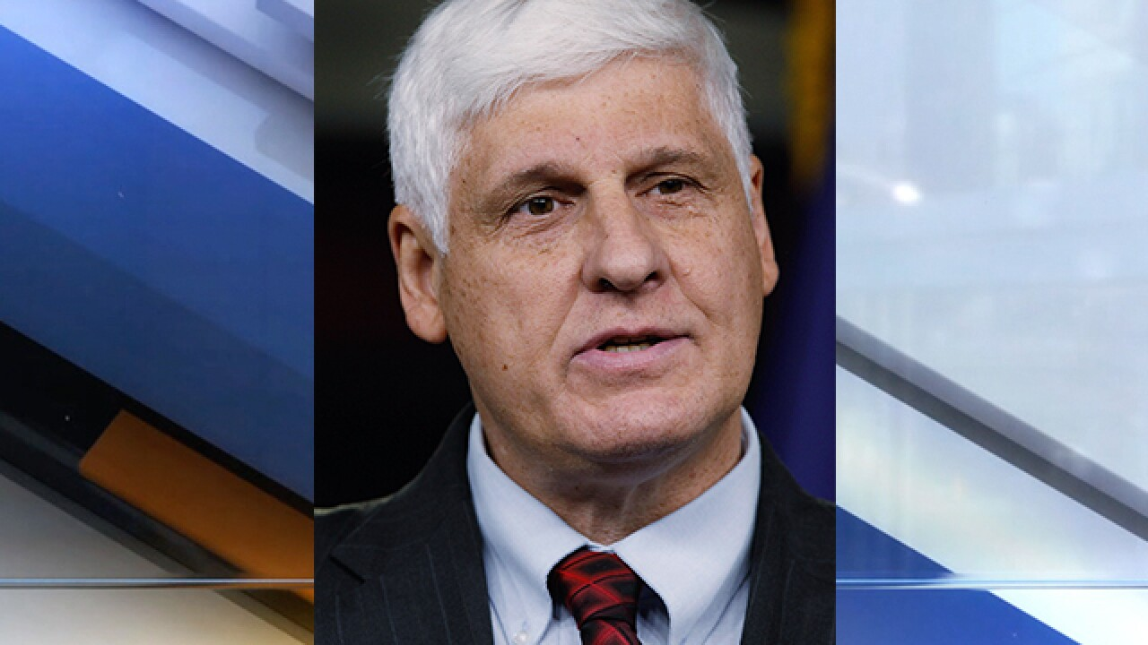 In U.S. House 7th District race, Republican Bob Gibbs wins re-election over Democrat Ken Harbaugh