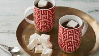Ideas for spicing up cocoa, from Food Network