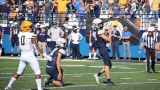 Glessner nails a 30-yard field goal