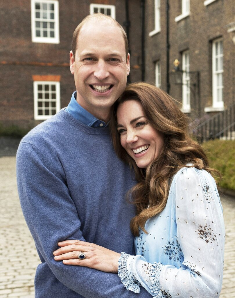 Prince William, Princess Catherine Kate Middleton