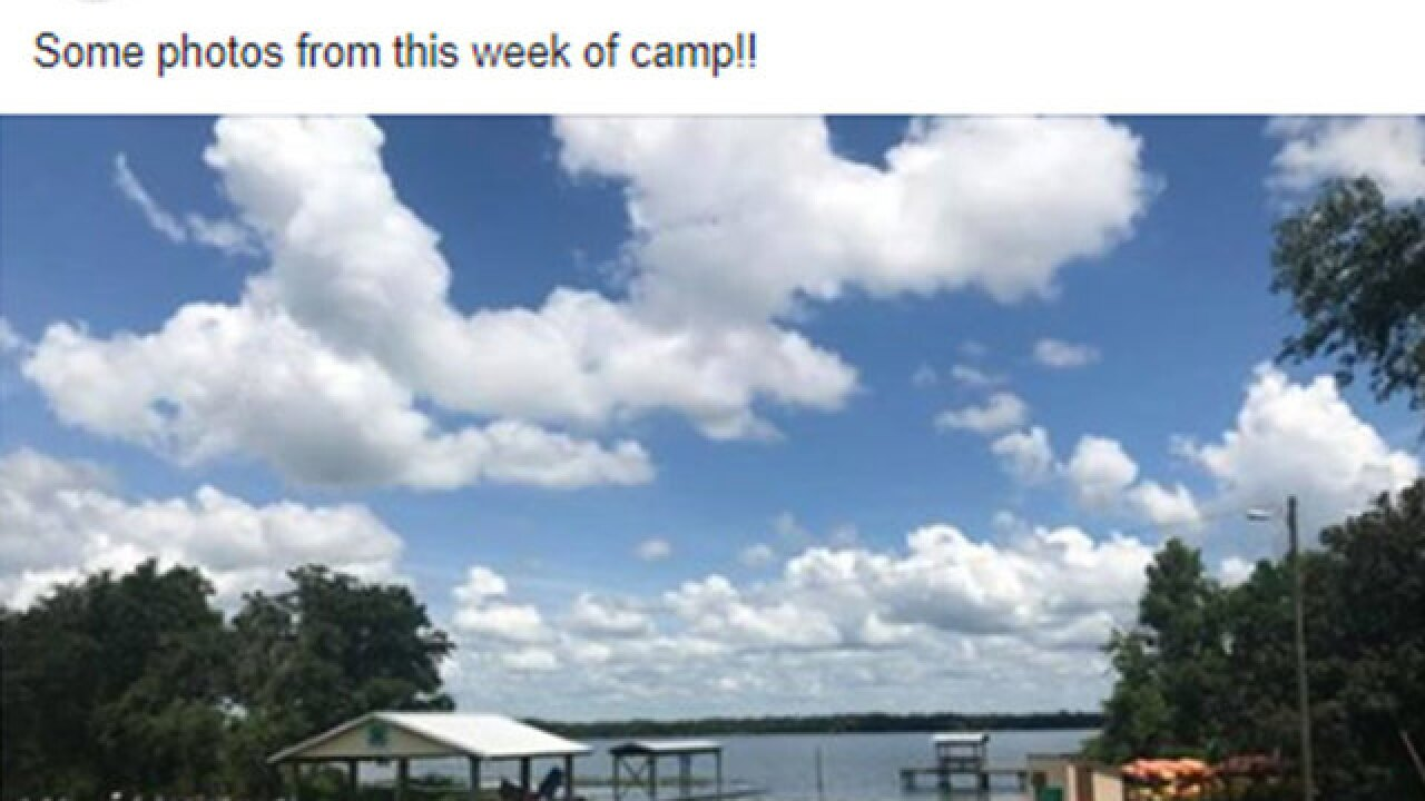 30 children transported to hospitals after falling ill at summer camp in Florida