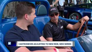 Helio Castroneves has a new challenge after making his mark on IndyCar