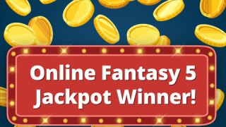 Livingston County Man Wins $224,720 Fantasy 5 Jackpot Playing the Michigan Lottery Online