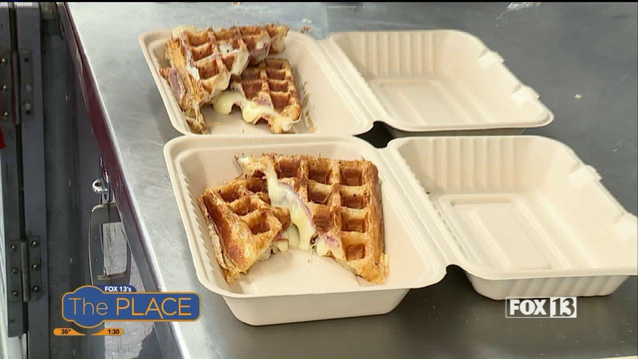 Food Truck Friday: WaffleLove