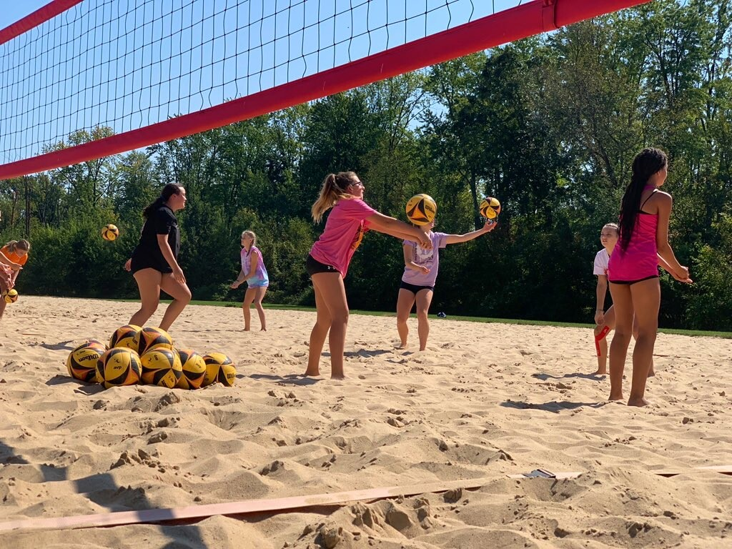 Youth Clinic with John Hyden and TAG Beach Volleyball