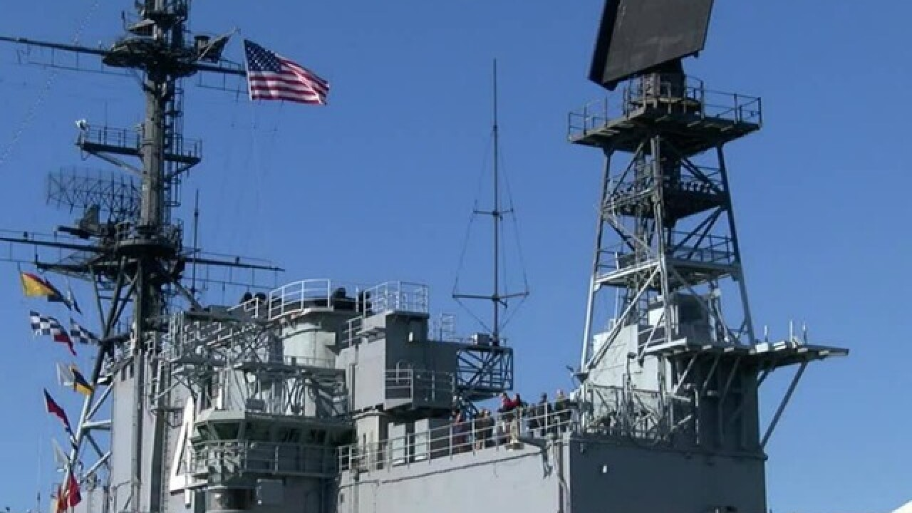USS Midway Museum sees record attendance in 2015