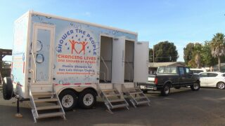 Free showers available to people in need at SLO Library on Sundays