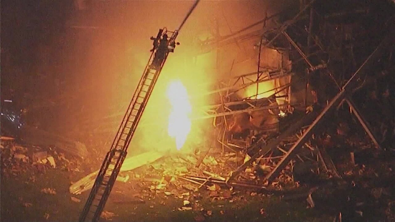Illinois plant explosion