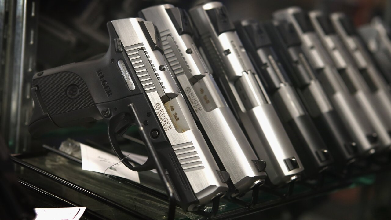 More guns seized from airports in 2019 than ever before, TSA says