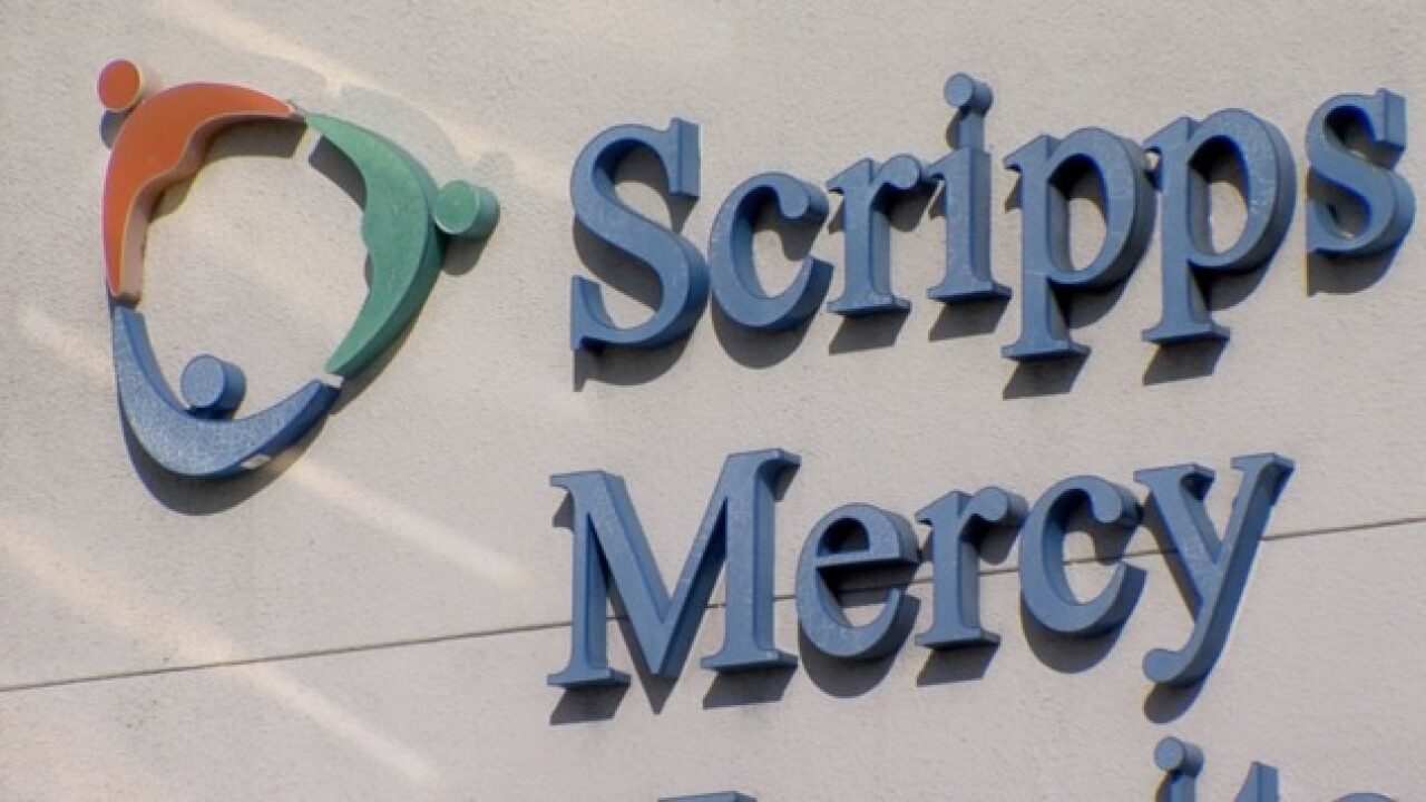 Claim that Scripps sends wrong patient records