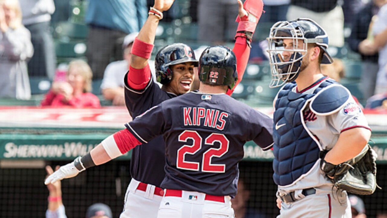 Single-game tickets for the Indians go on sale March 6