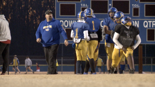 More than a game: Jonathan Hoggard carries on his father's Oscar Smith legacy as the Tigers are one win away from a footballtitle