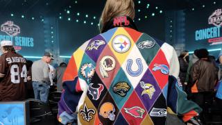 NFL Draft 2021 Cleveland jacket