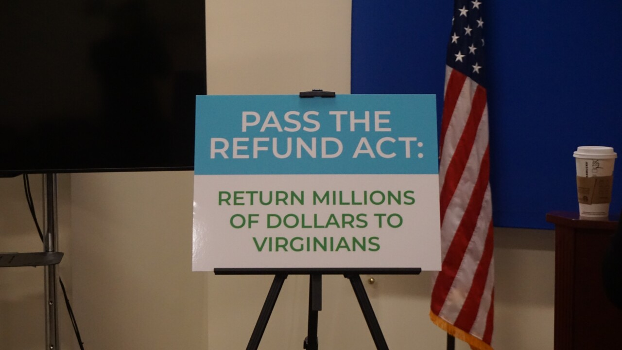 Virginia legislators seek refund for utility customers