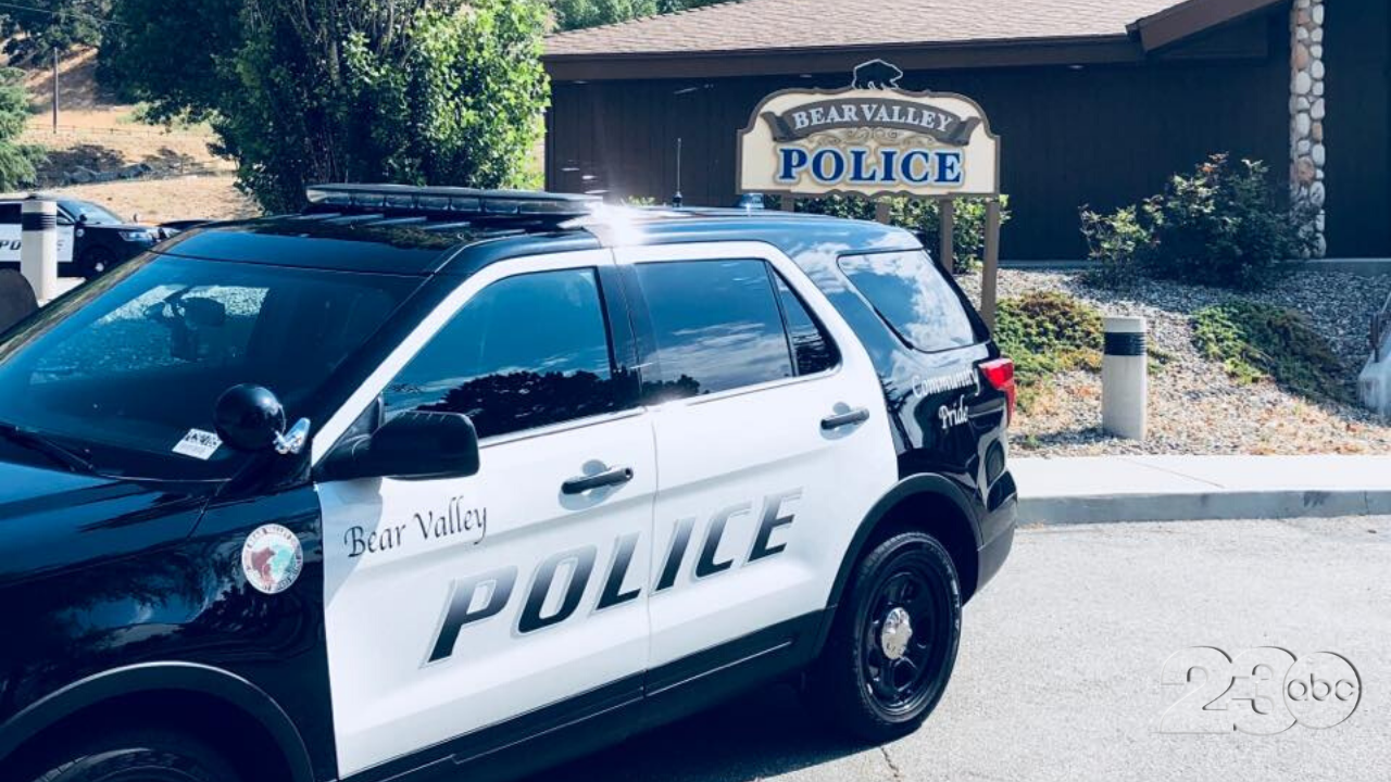Bear Valley Police Department