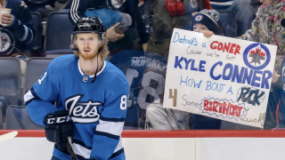 Kyle Connor JEts