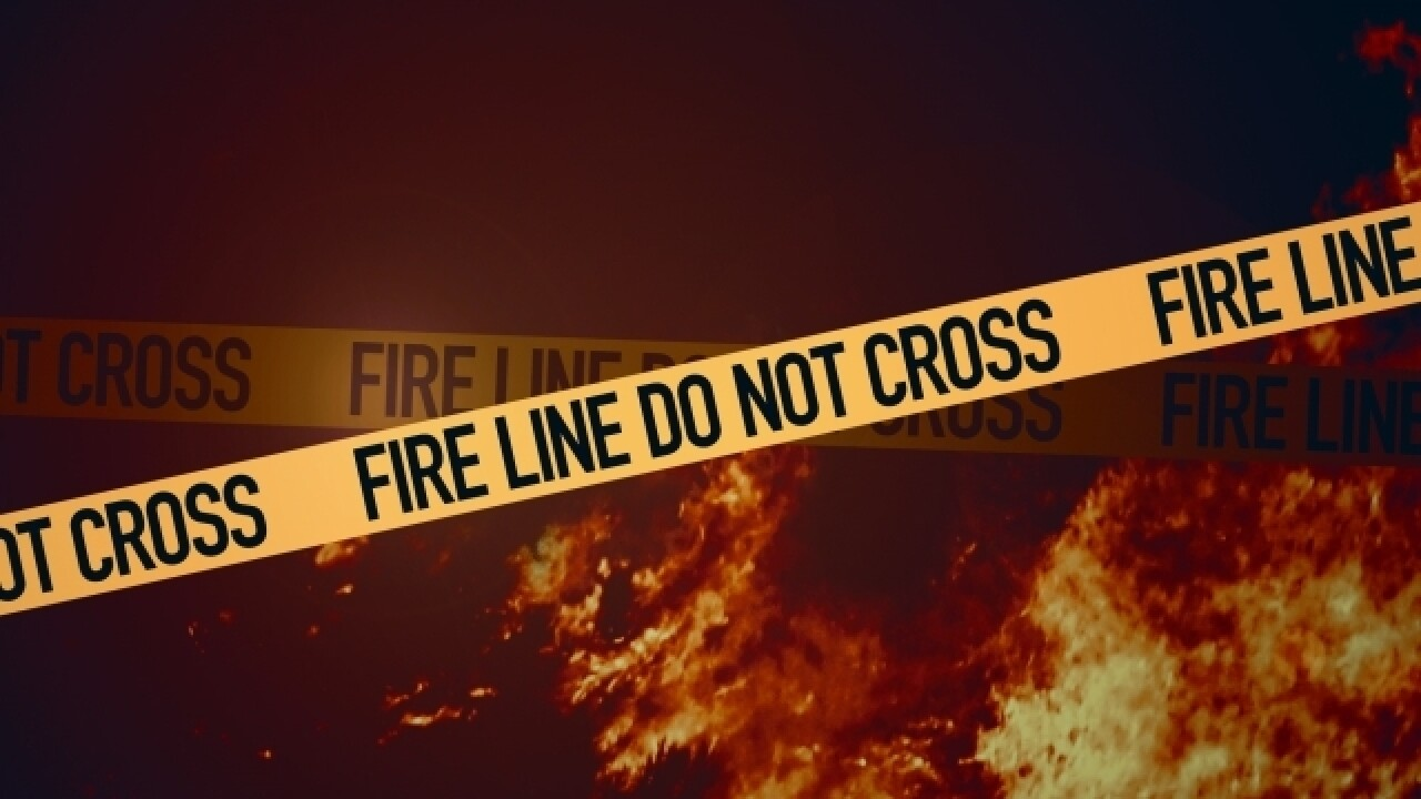 5 killed in Ohio farmhouse fire