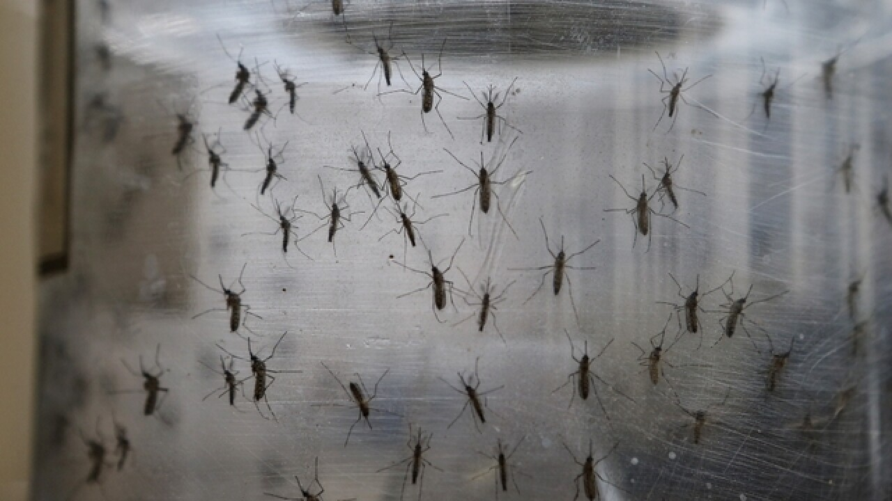 Utah man contracts Zika virus while caring for infected father