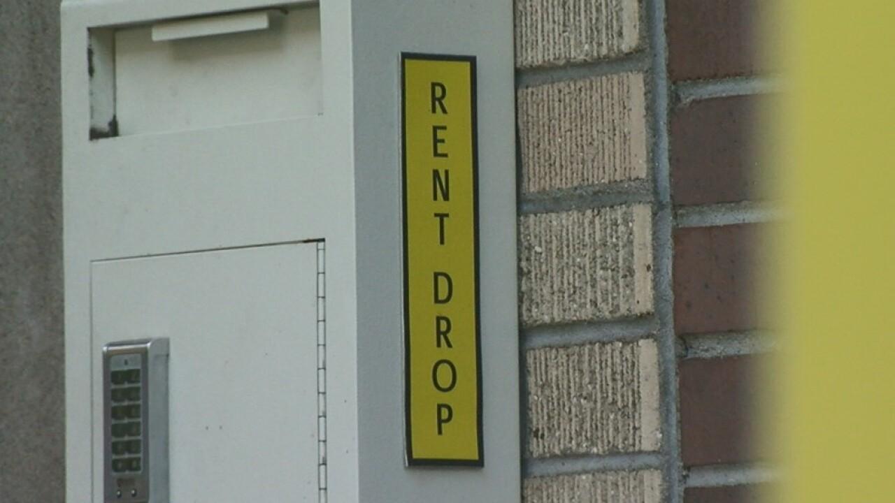 Rent drop