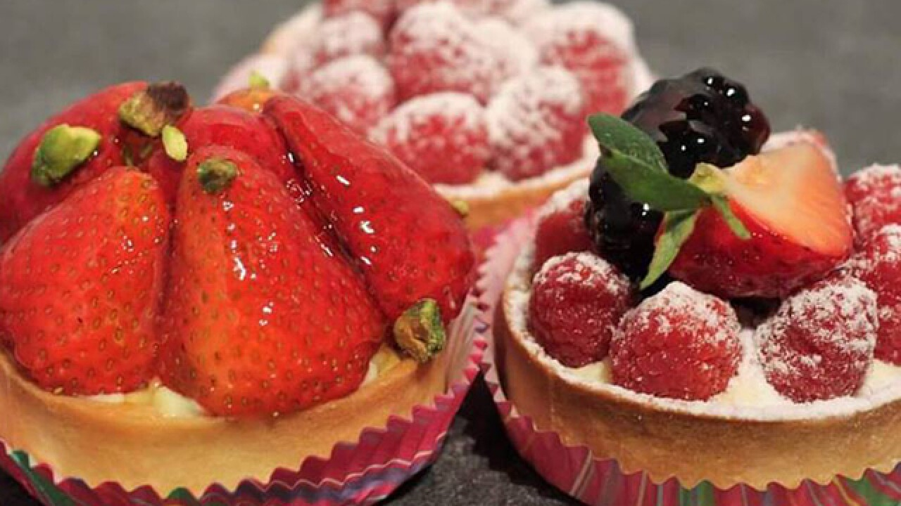 The sweets at new Court Street bakery Mon Petit Choux will be almost 'too pretty to eat'