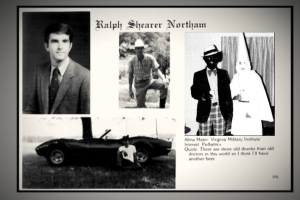Ralph Northam yearbook photo