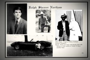 Ralph Northam yearbook photo