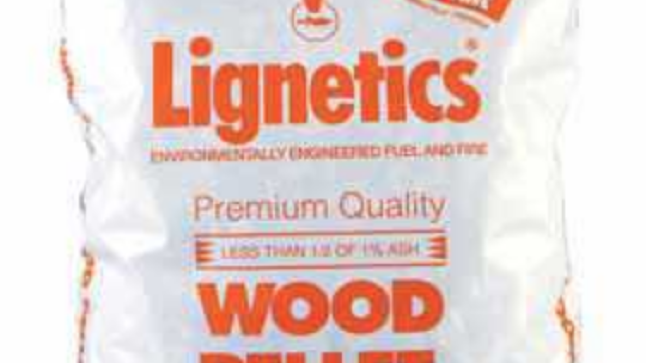 Lignetics heat pellets