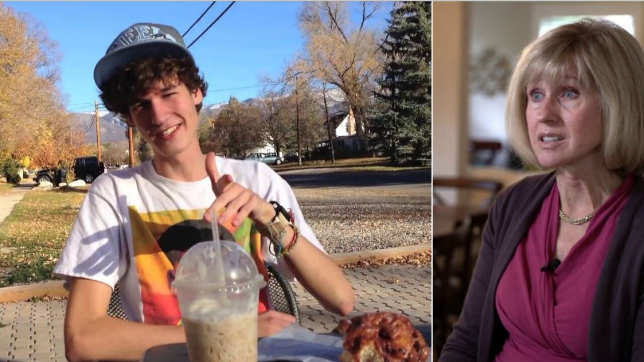 Mom shares advice after son's suicide: 'You never think they would kill themselves'